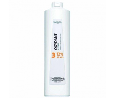 Loreal Oksidan Krem 40 Vol. 12% 1000ml 3474630449244