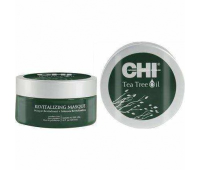 Chi Tea Tree Oil Revitalizing Masque Çay Ağacı Yağı Maske 237ml 633911762974