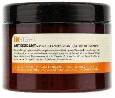 Insight Antioxidant Rejuvenating Koruyucu Maske 500ml 8029352353338