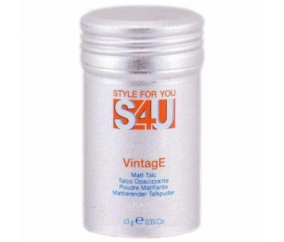 AlfaParf S4U Style For You Vintage Matt Talc Saç Pudrası 10gr 8022297000343