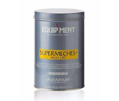 Alfaparf Milano Equipment Supermeches +Hıgh Lift 400 gr