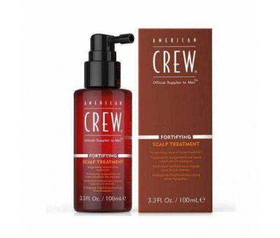 American Crew Fortifying Scalp Treatment Güçlendirici Baş Derisi Bakımı 100 ml