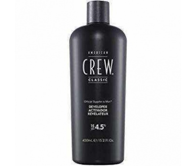 American Crew Developer - Aktivatör  %4.5 15 Vol 450 ml