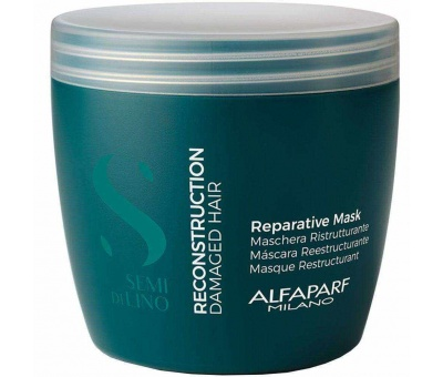 Alfaparf Semi Di Lino Reconstruction Saç Maskesi 500ml 8022297064215