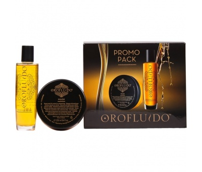 Orofluido Set Elixir Serum 100ml + Maske 250ml 8432225109725
