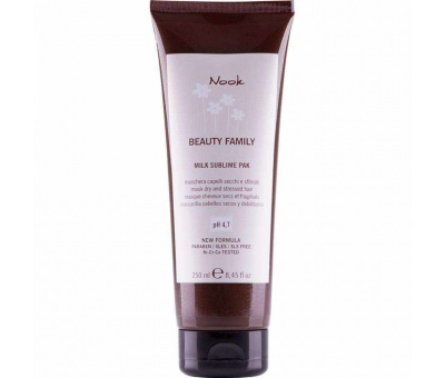 Nook Beauty Family Milk Sublime Pak 250ml / Bakım Maskesi 8033171862452