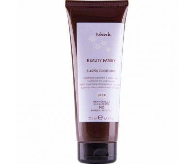 Nook Beauty Family Fly & Vol Conditioner 250ml / Saç Kremi 8033171862483