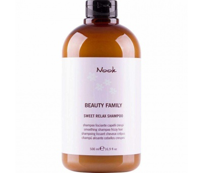 Nook Beauty Family Sweet Relax Shampoo 500ml / Şampuan 8033171862636