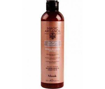 Nook Magic Arganoil Discipline Shampoo 250ml / Şampuan 8053853721266