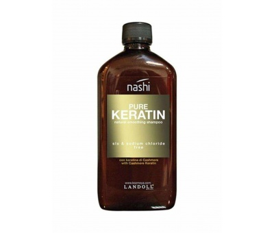 Nashi Pure Keratin Natural Smoothing Şampuan 500ml  8025026006616