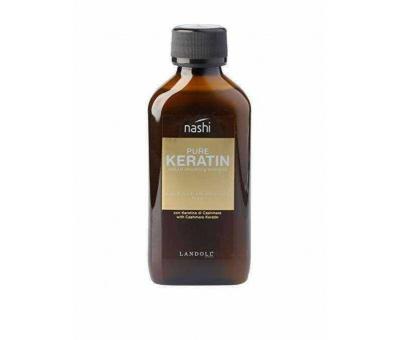 Nashi Pure Keratin Natural Smoothing Şampuan 200ml  8025026006364