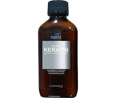 Nashi Pure Keratin Natural Smoothing Conditioner - Saç Kremi 500ml  8025026006623