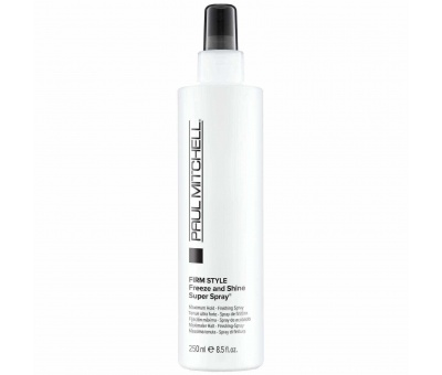 Paul Mitchell Freeze and Shine Super Sprey 250ml 009531114675