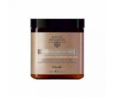 Nook Magic Argan Oil Discipline Yoğun Maske 250ml 8053853721310