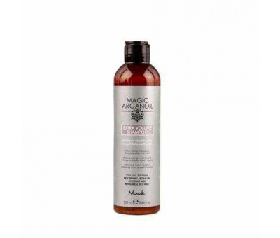Nook Magic Argan Extra Volume Şampuan 250ml 8053853721341