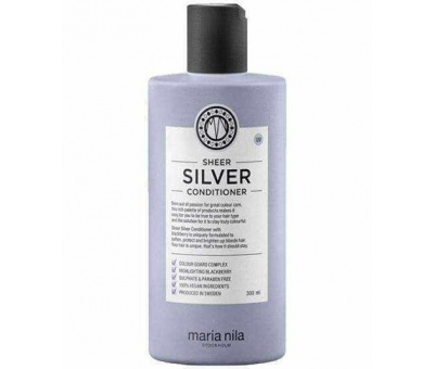 Maria Nila Sheer Silver Krem 300ml 7391681036413