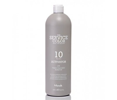 Nook the Service Color Activator 10 Vol %3 1000ml 8033171869154