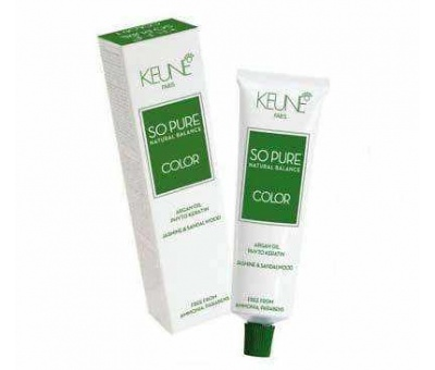 Keune So Pure Natural Balance Color Saç Boyası 60ml 8718375525111
