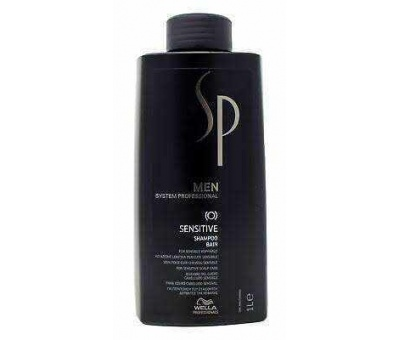 Wella Sp Men Sensitive Hassas Baş Derisi Şampuanı 1000ml 8005610567167