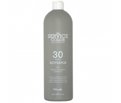 Nook the Service Color Activator 30 Vol %9 1000ml 80331171869345