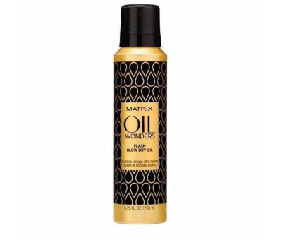 Matrix Oil Wonders Flash Blow Dry Oil Argan Yağlı Hızlı Fön Spreyi 185ml 884486183064