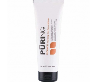 Puring Richness Nourishing Rinse Free Saç Kremi 250ml 8033171867167