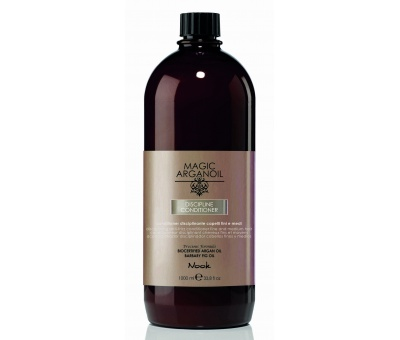 Nook Magic Arganoil Disciplining Anti-Frizz Saç Kremi 1000ml 8053853721297