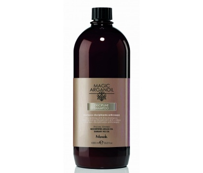 Nook Magic Arganoil Discipline Kabaran Saç Şampuanı 1000ml 8053853721273