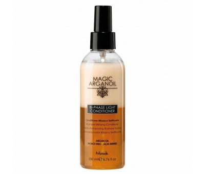 Nook Magic Argan Oil Bi-Phase Light Saç Kremi 200ml 8033171865330