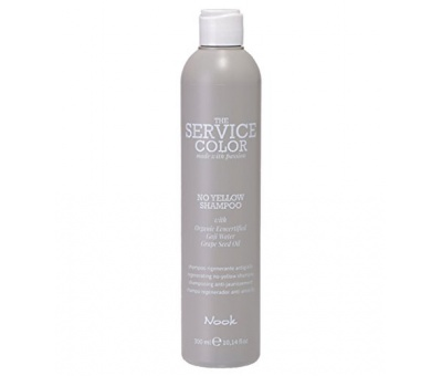 Nook The Service Color No Yellow Silver Şampuan 300ml 8033171860793