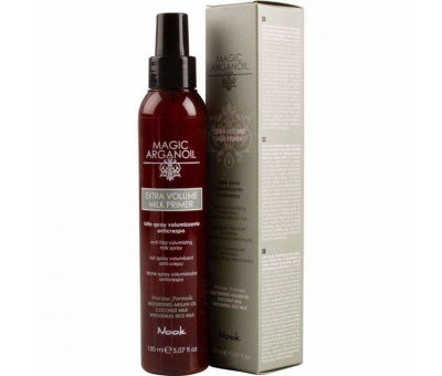 Nook Magic Arganoil Extra Volume Saç Sütü 150ml 8053853721389