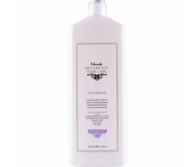 Nook Difference Hair Care Leniderm Hassas Baş Derisi Şampuanı 1000ml 8033171866085