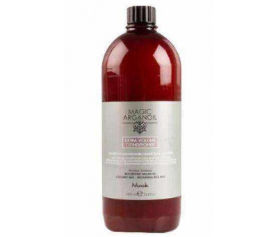 Nook Magic Arganoil Extra Volume Saç Kremi 1000ml 8053853721372