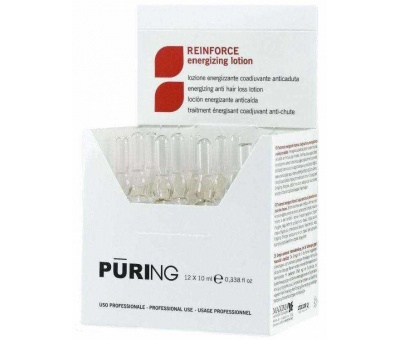Puring Reinforce Energizing Lotion Saç Losyonu 12x10ml 8033171867235