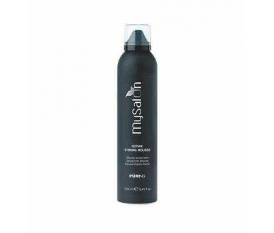 Puring My Salon Gothic Strong Mousse Saç Köpüğü 250ml 8033171861745
