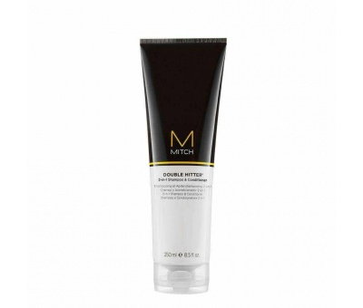 Paul Mitchell Mitch Double Hitter 2'si 1 Arada Şampuan Krem 250ml 009531118734