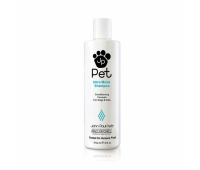 John Paul Pet Ultra Moist Kedi & Köpek Şampuanı 473.2ml 876065100081