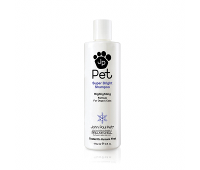 John Paul Pet Super Bright Kedi & Köpek Şampuanı 473.2ml 876065100111