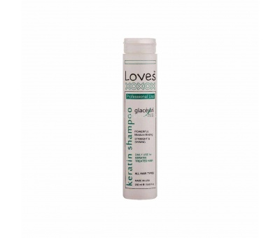 Loves Xoxox Keratin Şampuan 250ml 8526690019235