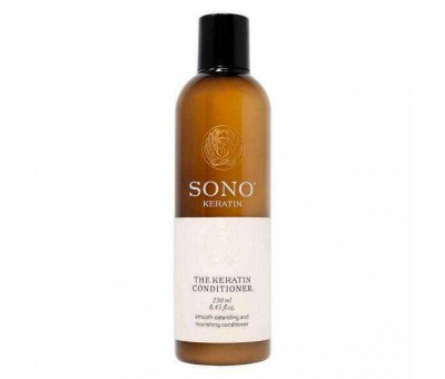 Sono The Keratin Argan Saç Kremi 250ml 8053839950284