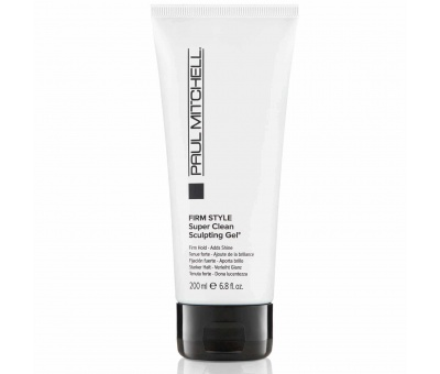 Paul Mitchell Firm Style Super Clean Sculpting Gel 200ml 009531114576